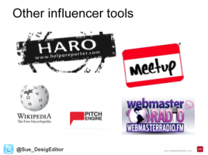 Influencer tools