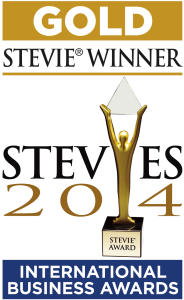 IBA 2014 Stevie Gold Award